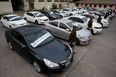 Portonazos en la zona oriente de Santiago disminuyen en un 16%
