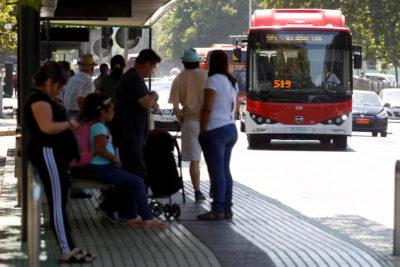 Buses eléctricos del Transantiago llegarán a Puente Alto con recorrido expreso