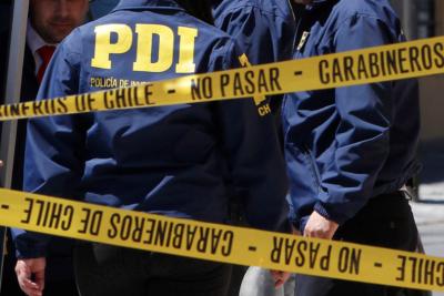 Funcionaria de la PDI resultó herida en tiroteo en Cerro Navia