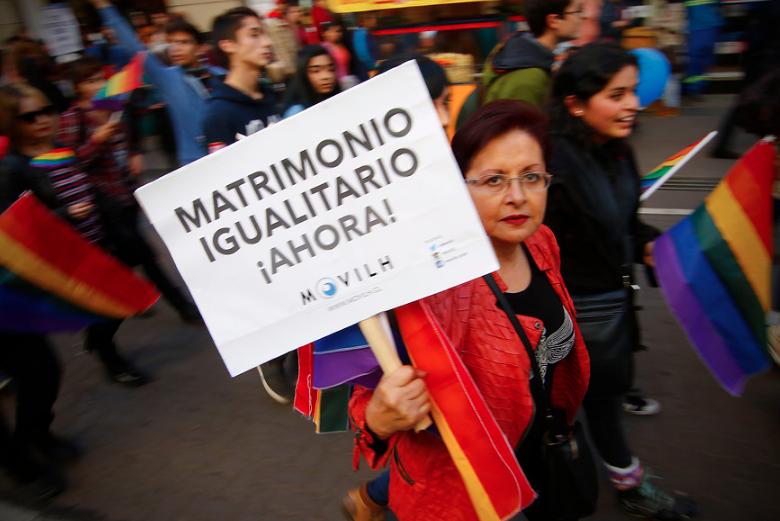 """""""Evópoli apoya matrimonio igualitario y se desmarca de Chile Vamos"""""""