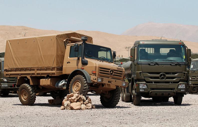 Suprema ordena informe sobre compra de 278 camiones por parte del Ejército