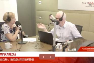 """Evelyn Matthei por posible nominación de Bachelet al Banco Mundial: """"Dios nos libre"""""""