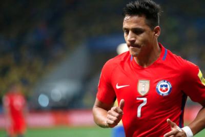 """DT del United sobre Sánchez:""""El miércoles tal vez podrá entrenar con normalidad"""""""