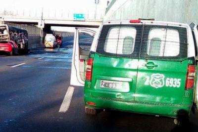 Accidente carretero deja tres muertos y tres heridos graves en Lanco