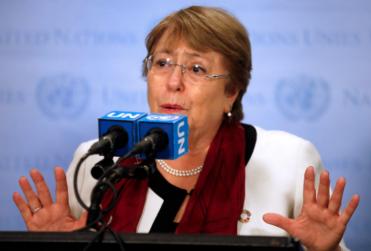 Bachelet es reconocida como una de las 100 líderes actuales del mundo por revista estadounidense