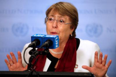 """Jorge Pizarro: """"Bachelet sabe mejor que nadie lo que sucede en Venezuela"""""""