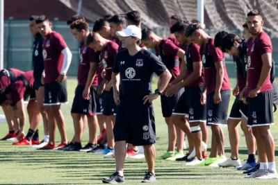 Colo Colo no registró a tiempo el contrato de Juan Carlos Gaete
