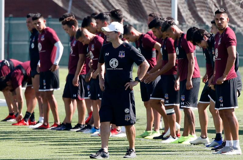 """""""Colo Colo no registró a tiempo el contrato de Juan Carlos Gaete"""""""