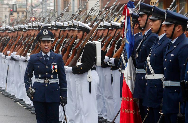 Esperando el cumplimiento de las promesas de siempre: Financiamiento de las Fuerzas Armadas
