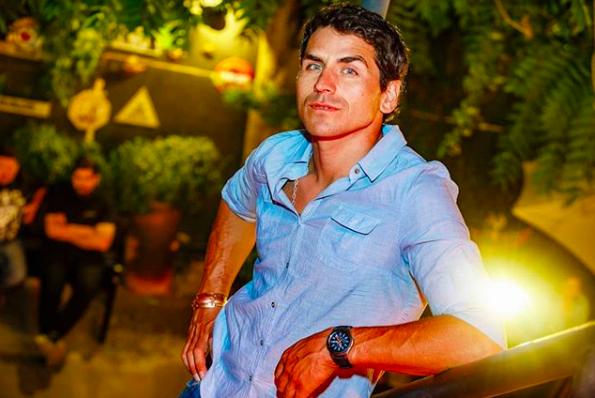 """""""Carabineros no tiene idea de rescates en agua"""": deportista Pangal Andrade logra recuperar cuerpo de joven accidentado en Cajón del Maipo"""