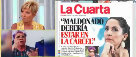 VIDEO |Mariana Loyola dice que Maldonado