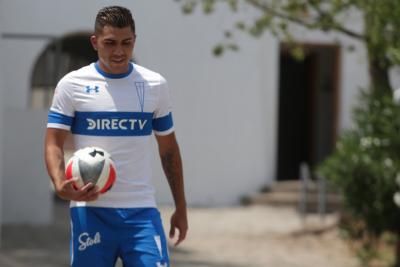 """Pinares: """"La UC es un club más tranquilo para trabajar que Colo Colo"""""""