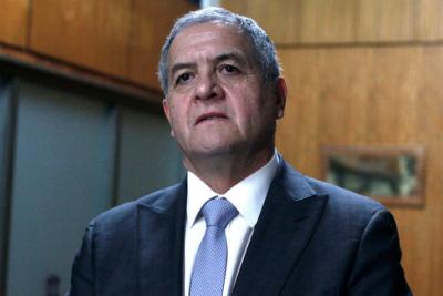 Carroza mantiene condición de prófugo y orden de captura para Palma Salamanca