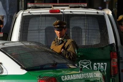 Detienen a dos sujetos por robo y secuestro en Conchalí: víctima estaba en el portamaletas
