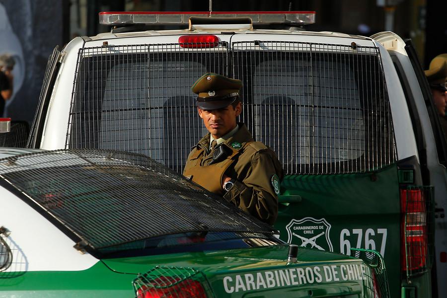 """""""Copiapó: juez fue detenido tras chocar en estado de ebriedad e inventar robo de su auto"""""""