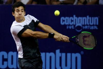"""Christian Garín palpita la Copa Davis: """"Al no estar Thiem la serie cambia mucho"""""""