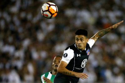 """Claudio Baeza: """"Me voy feliz de haber jugado, ganado títulos y haber sido capitán de Colo Colo"""""""