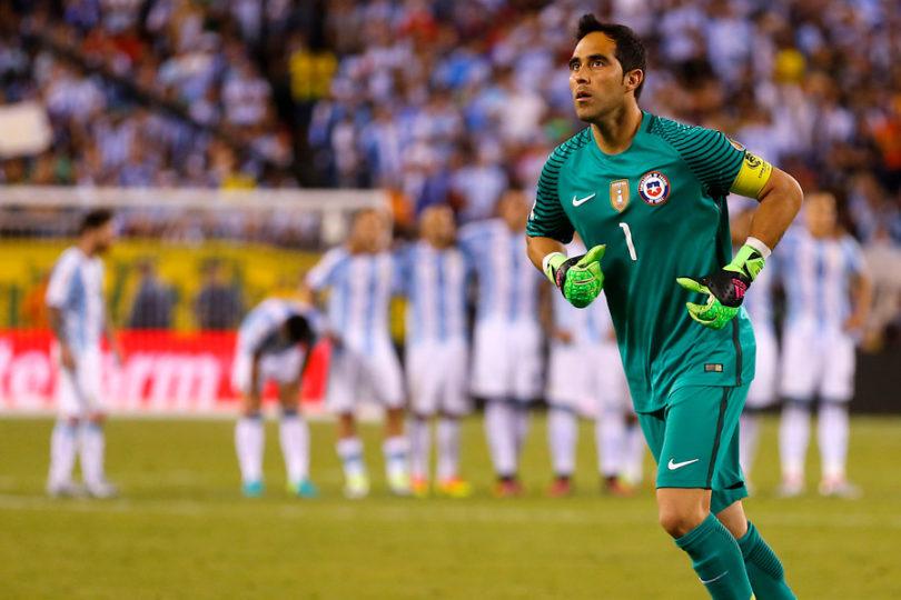 """Manchester City aclara: """"No existe ninguna infección ni recrudecimiento de la lesión de Claudio Bravo"""""""
