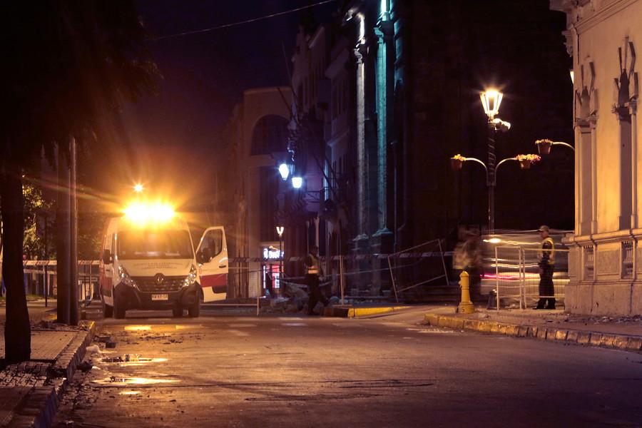 """""""CGE: en 24 horas se repondrá el 100% del sistema eléctrico en región de Coquimbo"""""""
