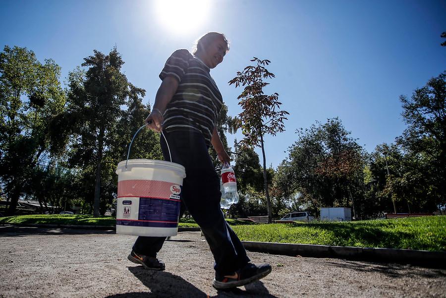 Todo lo que se sabe del corte de agua en tres comunas de Santiago