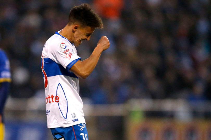 Diego Buonanotte se perderá el resto de la Copa Viña del Mar por lesión