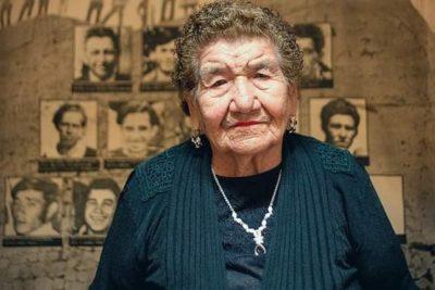 Falleció Elena Muñoz, esposa y madre de cinco víctimas de los Hornos de Lonquén