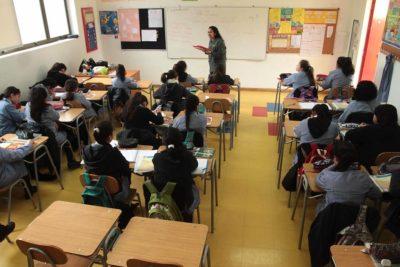 """Piñera por industria de la educación: """"Comunidad escolar, a eso me refería"""""""