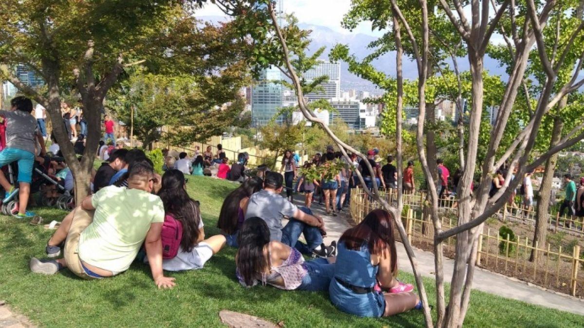 """""""El choque de culturas en el Jardín Japonés"""""""
