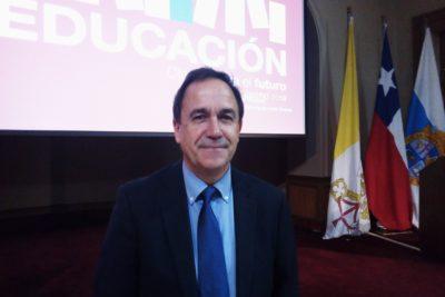 """Jorge Arévalo del País Vasco: """"Las casas de estudio deben preparar a las personas para el futuro"""""""