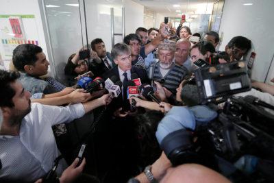 Gobierno anuncia que no habrá veto a la Ley de la jibia