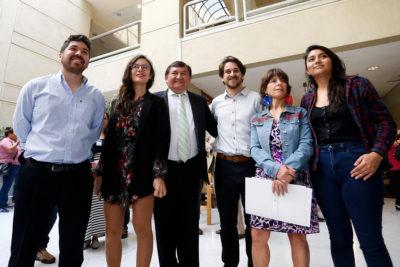 """Oposición ingresa el proyecto de """"Ley Machuca"""" al Congreso"""