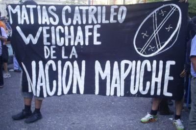 Familia del comunero Matías Catrileo anuncia marcha en Temuco