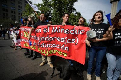 Aula Segura, Admisión Justa y más: funcionarios Mineduc piden rectificar políticas del Gobierno en educación