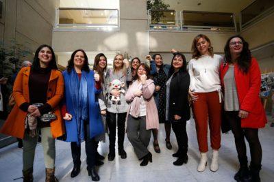 Comisión de Mujeres incorpora criterios de territorialidad en la ley de cuotas