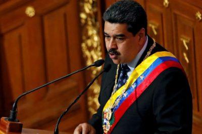 Maduro cierra frontera con Brasil y evalúa hacerlo con Colombia