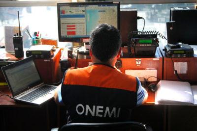 Onemi de Arica prepara plan preventivo para el invierno altiplánico