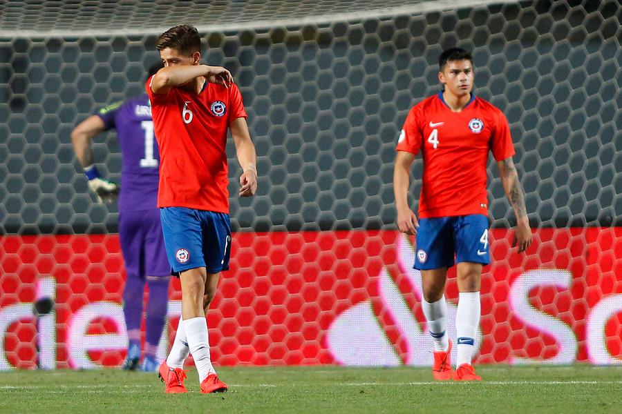Nuevo fracaso de Robles: Chile dijo adiós a Sudamericano sub 20