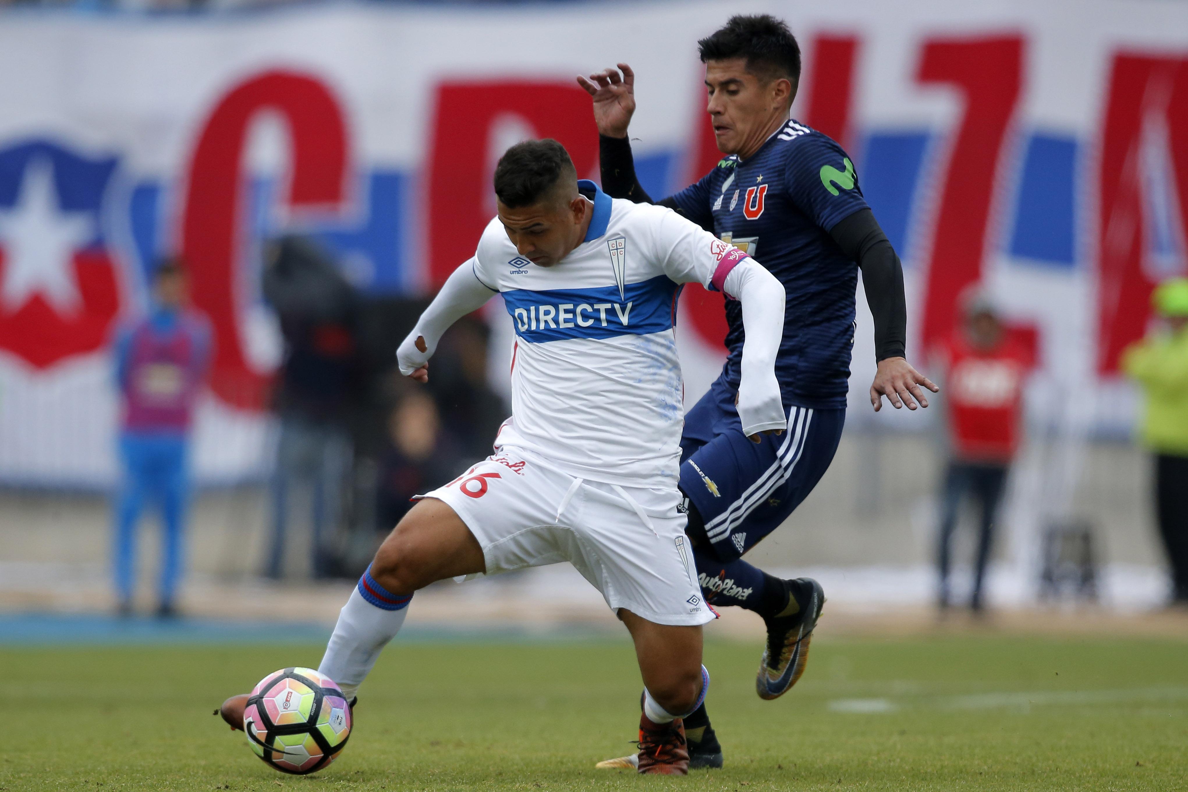 """""""Reglamento FIFA impide que la UC ponga trabas en el fichaje de Vargas por la U"""""""