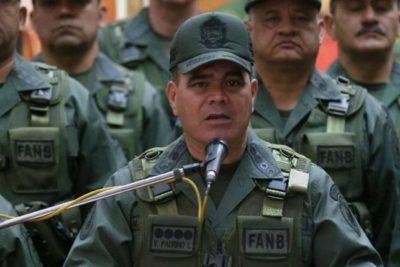 """FF.AA. de Venezuela le responden a Trump: """"Van a tener que pasar sobre cadáveres"""""""