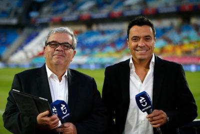 Claudio Palma volverá al CDF y en compañía de Aldo Schiappacasse después de 5 años