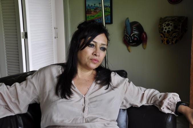 """Patricia de Souza: """"El capitalismo protegido por la mayoría masculina va a caer"""""""