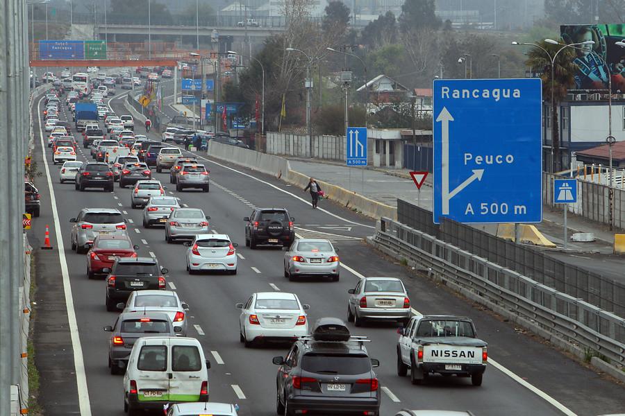 Se esperan más de 640 mil vehículos en autopistas para este fin de semana
