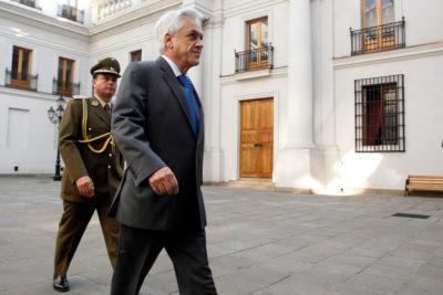 Piñera viajará en la tarde a Región de Coquimbo por el temblor