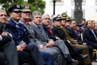 Gobierno ingresa a la Cámara proyecto que extiende la carrera militar
