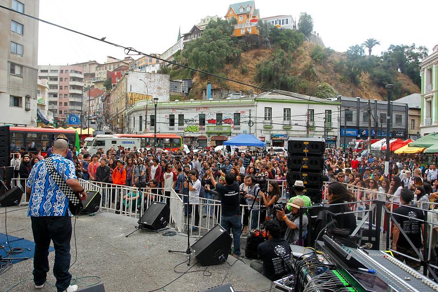 """""""Festival Rockódromo reunirá a 64 artistas y bandas en el Parque Alejo Barrios"""""""