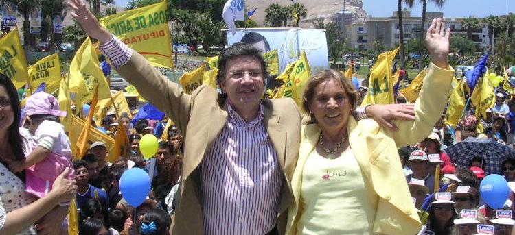 """Falleció """"Rosa de Aric"""", recordada ex diputada por su franja electoral de un segundo"""