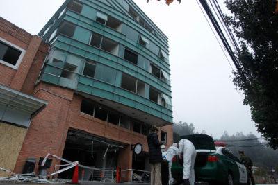 SEC aplicó millonarias multas por explosión en Sanatorio Alemán de Concepción