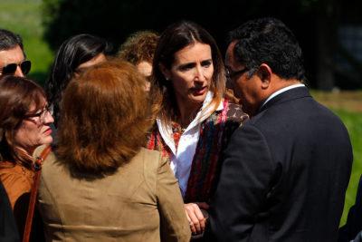 Ministra Schmidt propone robustecer institucionalidad frente al cambio climático