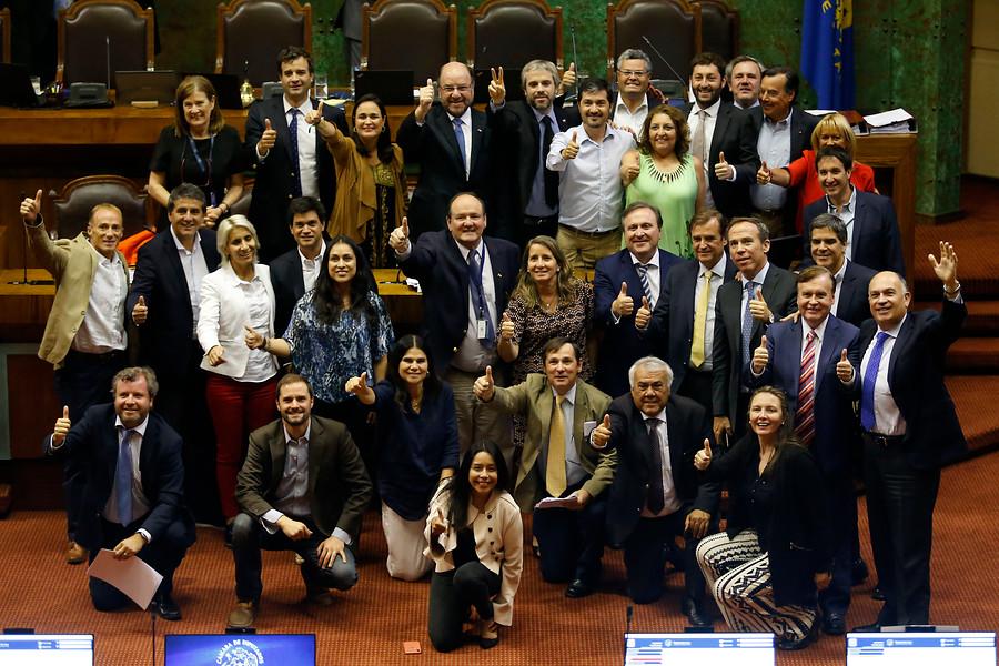 Reemplaza a Sename: Cámara aprobó servicio de protección de niñez y adolescencia