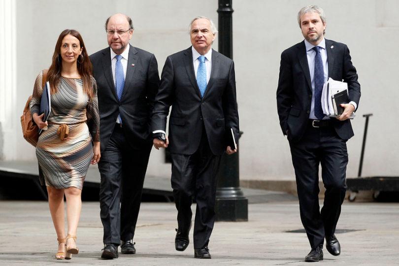 Gobierno pide discusión inmediata para nueva ley antiterrorista